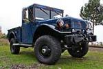 1962 DODGE POWER WAGON M37B1 PICKUP - Front 3/4 - 161646