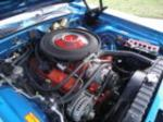 1970 PLYMOUTH BARRACUDA CONVERTIBLE - Engine - 161673