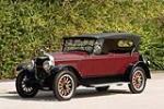 1924 LINCOLN MODEL L TOURING - Side Profile - 161681