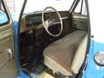 1966 CHEVROLET 1/2 TON 4X4 PICKUP - Interior - 161737