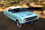 1963 FORD FALCON SPRINT CONVERTIBLE - Front 3/4 - 161748