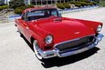 1957 FORD THUNDERBIRD CONVERTIBLE - Front 3/4 - 161751
