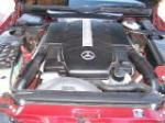 2000 MERCEDES-BENZ SL500 CONVERTIBLE - Engine - 161759