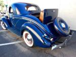 1936 FORD DELUXE 3 WINDOW COUPE - Rear 3/4 - 161786