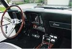 1969 CHEVROLET CAMARO SS 2 DOOR COUPE - Interior - 161798
