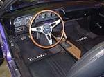 1971 PLYMOUTH CUDA CUSTOM CONVERTIBLE - Interior - 161802