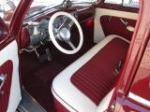 1951 MERCURY CUSTOM 4 DOOR SEDAN - Interior - 161815