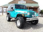 1997 JEEP WRANGLER SUV - Front 3/4 - 161828