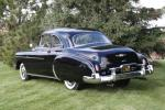 1949 CHEVROLET DELUXE CUSTOM 2 DOOR COUPE - Rear 3/4 - 161847