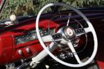 1951 PLYMOUTH CRANBROOK CONVERTIBLE - Interior - 161849