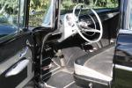 1957 CHEVROLET BEL AIR 4 DOOR SEDAN - Interior - 161852