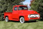 1956 FORD F-100 PICKUP - Front 3/4 - 161853