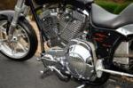 2007 ASVE CUSTOM MOTORCYCLE - Engine - 161862