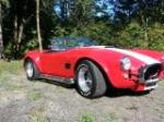 1967 SHELBY COBRA RE-CREATION ROADSTER - Front 3/4 - 161909