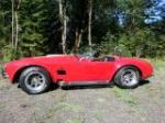 1967 SHELBY COBRA RE-CREATION ROADSTER - Side Profile - 161909