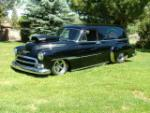 1952 CHEVROLET CUSTOM SEDAN DELIVERY - Front 3/4 - 161910