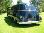 1952 CHEVROLET CUSTOM SEDAN DELIVERY - Rear 3/4 - 161910