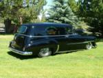 1952 CHEVROLET CUSTOM SEDAN DELIVERY - Side Profile - 161910