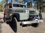 1960 WILLYS CUSTOM STATION WAGON - Front 3/4 - 161981