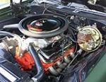1970 CHEVROLET CHEVELLE SS CONVERTIBLE - Engine - 162034