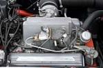 1958 CHEVROLET CORVETTE CONVERTIBLE - Engine - 162053