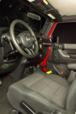 2012 JEEP WRANGLER UNLIMITED CUSTOM SUV - Interior - 162087