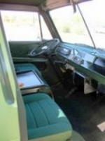 1966 DODGE A100 VAN - Interior - 162158
