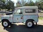 1967 LAND ROVER SERIES IIA SUV - Front 3/4 - 162232