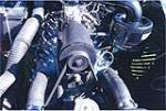 1948 LINCOLN CONTINENTAL COUPE - Engine - 162241