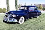 1948 LINCOLN CONTINENTAL COUPE - Front 3/4 - 162241