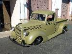 1939 FORD F-1 CUSTOM PICKUP - Front 3/4 - 162270