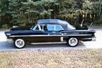1958 CHEVROLET IMPALA CONVERTIBLE - Side Profile - 162306