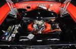 1957 CHEVROLET BEL AIR CONVERTIBLE - Engine - 162314