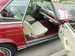 1968 MERCEDES-BENZ 280SL CONVERTIBLE - Interior - 162346
