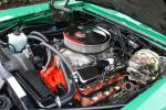 1969 CHEVROLET CAMARO RS/SS CONVERTIBLE - Engine - 162360