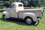 1946 STUDEBAKER PICKUP - Rear 3/4 - 162401