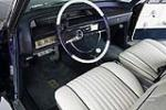 1963 CHEVROLET IMPALA CUSTOM CONVERTIBLE - Interior - 162458