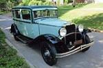 1931 DODGE BROTHERS DH 4 DOOR SEDAN - Front 3/4 - 162544