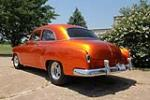 1952 CHEVROLET CUSTOM 2 DOOR COUPE - Rear 3/4 - 162621