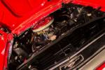1968 FORD MUSTANG CONVERTIBLE - Engine - 162693