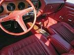 1970 PONTIAC GTO 2 DOOR COUPE - Interior - 162737