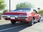1970 PONTIAC GTO 2 DOOR COUPE - Rear 3/4 - 162737