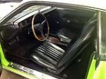 1970 PLYMOUTH HEMI CUDA 2 DOOR COUPE - Interior - 162869