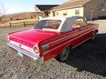 1964 FORD FALCON FUTURA CONVERTIBLE - Rear 3/4 - 162956