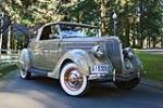 1936 FORD DELUXE ROADSTER - Front 3/4 - 162969