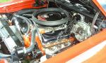 1970 CHEVROLET CHEVELLE LS6 CONVERTIBLE - Engine - 16310