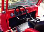 1974 FORD BRONCO CUSTOM SUV - Interior - 163116