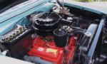 1955 CHEVROLET BEL AIR 2 DOOR HARDTOP - Engine - 16331