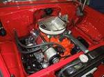 1955 CHEVROLET 150 CUSTOM 2 DOOR SEDAN - Engine - 163396