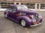 1939 CHEVROLET STREET ROD CUSTOM COUPE - Front 3/4 - 163402